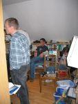 Vorbereitung bei DL5DAJ.