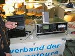 2008: Der IC-7400 im Rack